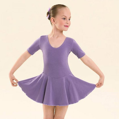 UKA Skirted Leotard