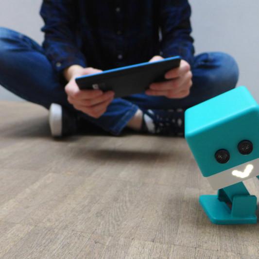 Tanzender Roboter Zowi
