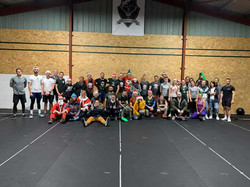 Un Noël chez CrossFit Genum.