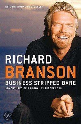 Richard Branson via Bol.com