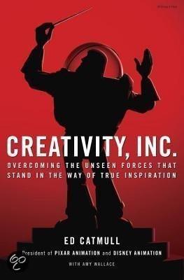 Creativity, Inc. via Bol.com