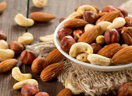 """""""Frutos secos y sus beneficios en nuestra alimentación"""""""