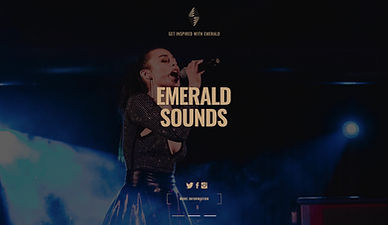 Emerald Sounds founded by Kendra Black