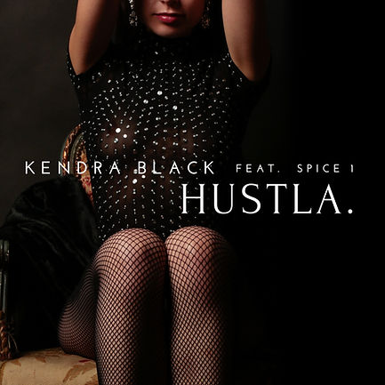 Kendra Black new single hustla