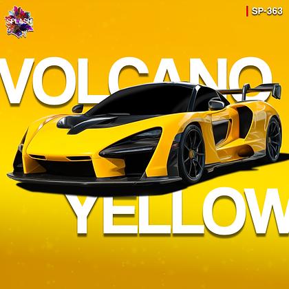 Volcano Yellow