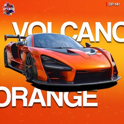 Volcano Orange