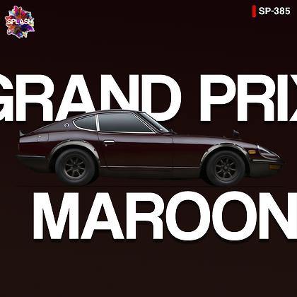 GRAND PRIX MAROON