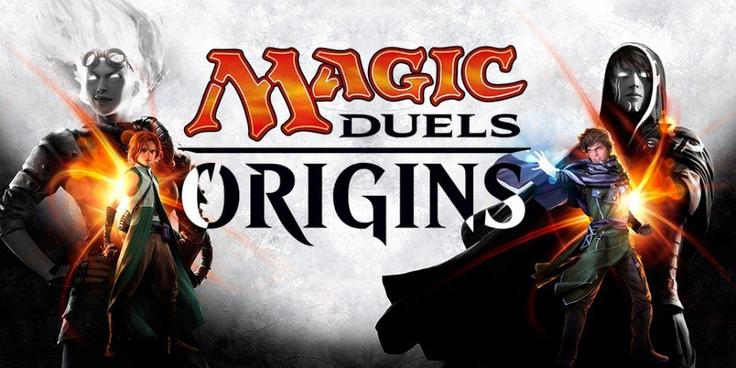 Magic Duels Origins Cinematic