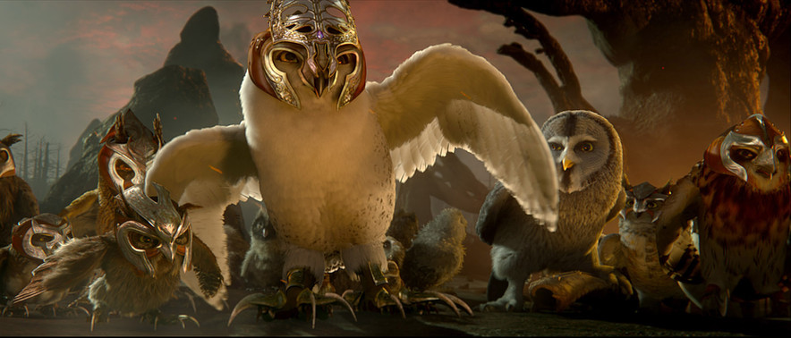 Legends of the Guardians: Owls of GaHoole