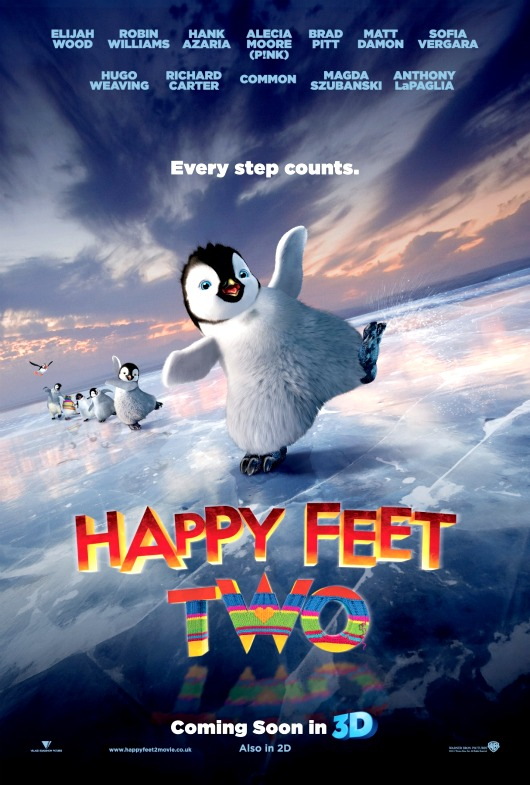 """HAPPY FEET 2"""