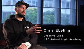 Chris Ebeling - Siggraph Animation MasterClass