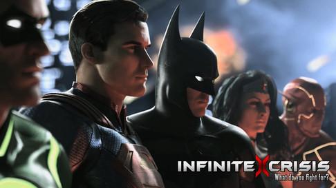 Infinite Crisis Cinematic