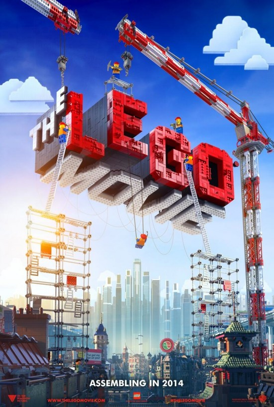 """THE LEGO MOVIE"""
