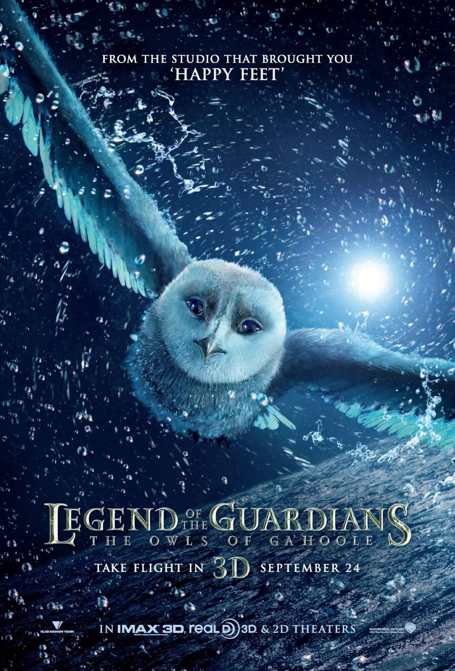 """LEGEND of THE GUARDIANS"""