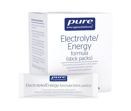ELECTROLYTE/ENERGY
