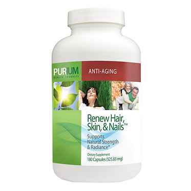 RENEW HAIR, SKIN & NAILS™