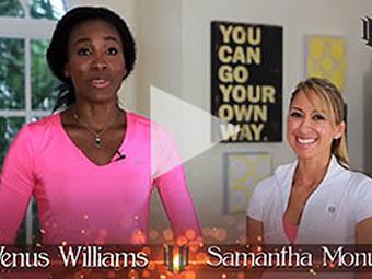 Welcome to Eleven Fitness Journeys w/ Venus Williams & Samantha Monus