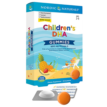 CHILDREN'S DHA GUMMIES