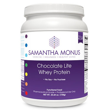 CHOCOLATE LITE WHEY PROTEIN