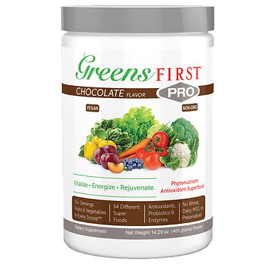 GREENS FIRST CHOCOLATE