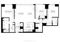 Schematic Floor Plan Sample