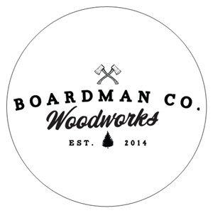 Boardman Co. Sticker Pack