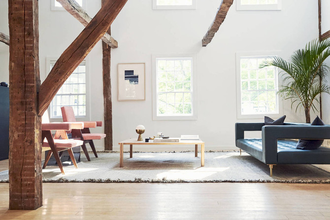 At Home in the Hamptons: Inside The Line – Amagansett