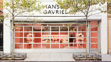 On Tour: Inside Mansur Gavriel's New York Pop-Up