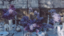 7 Essentials for a Dramatic Tablescape by Emma at Styled Notion - via The LANE