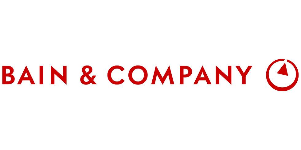Workshop: Bain & Company
