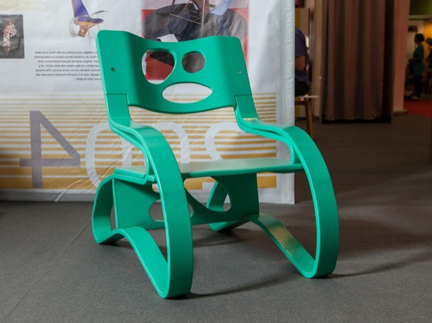 Alien Chair