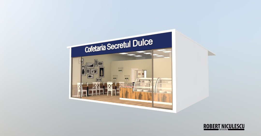 Cofetaria Secretul Dulce