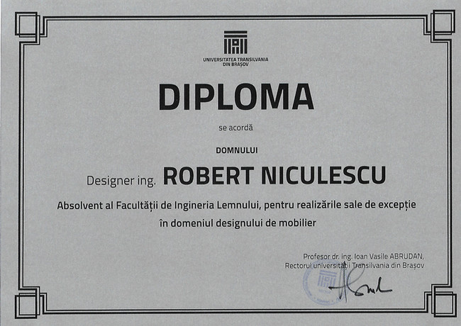Diploma UnitBV