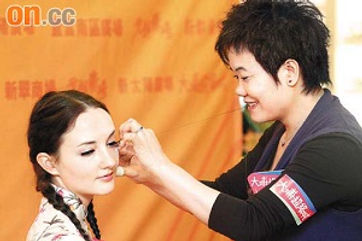 2010東方日報照片-上環梁太線面的照片