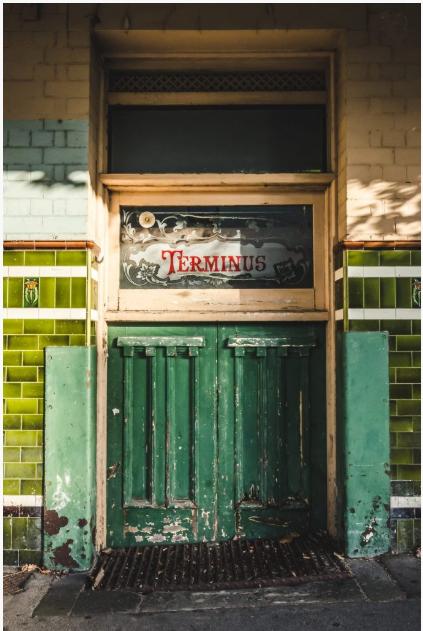 Terminus Hotel, Pyrmont Sydney