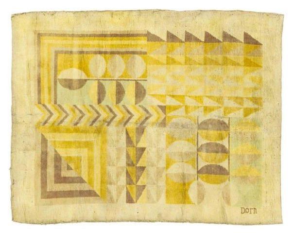 Marion Dorn, Textile Designer