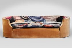 Pierre Chareau, Art Deco Sofa