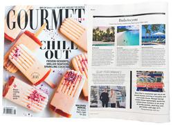 Gourmet Traveller, January 2018
