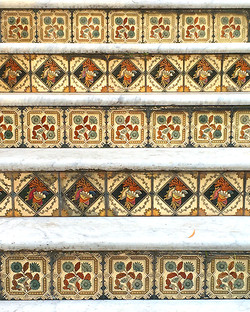 Paddington steps