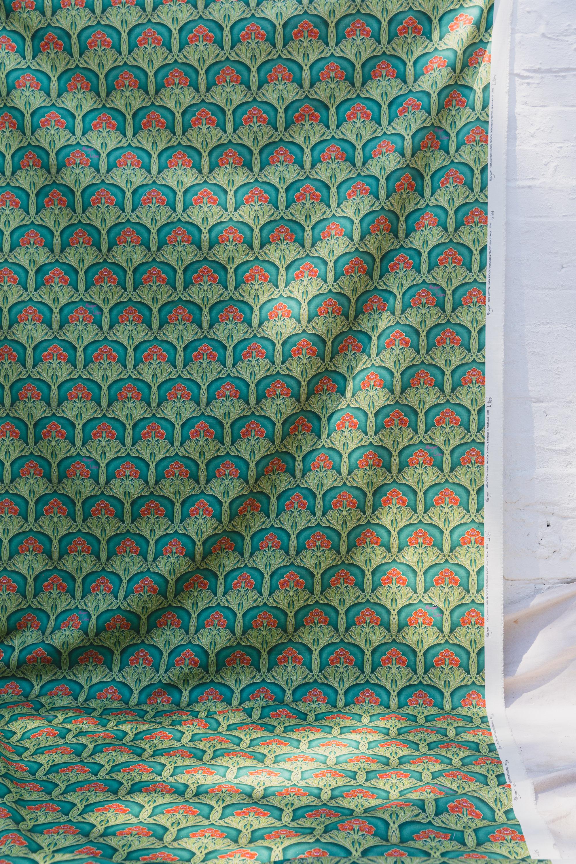 Lilies Fabric