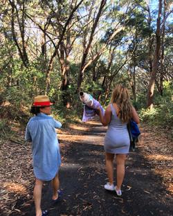 Seal Rocks Forest Walk