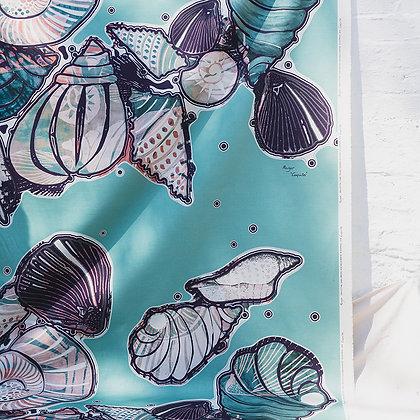 Coquilles Ocean Fabric