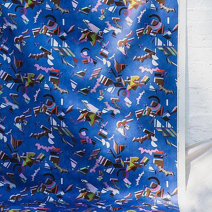 Palais Jacaranda Fabric