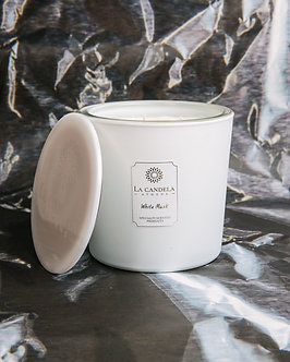 White Musk Candle 1kg