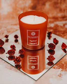 Gingerbread Christmas Candle 340gr