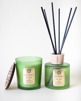 Gift Box Αρωματικα Κεριά