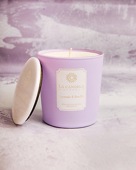 Lavender - Vanilla Candle 340gr