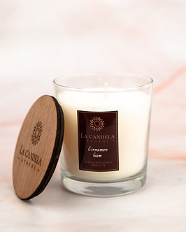 Cinnamon Gum Candle 340gr