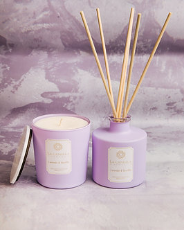 Lavender-Vanilla Gift Box