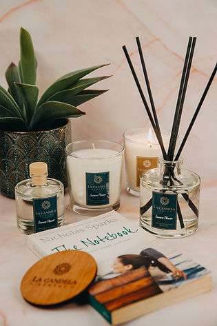 classic collection candles